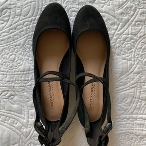 Christian Siriano for Payless Black Ballet Flats